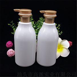 汕头高派公司专业生产洗发水瓶,pet洗发水瓶,各种规格洗发水瓶