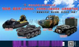 WX-6型双发动机气垫船—行驶+救援更安全 气垫船