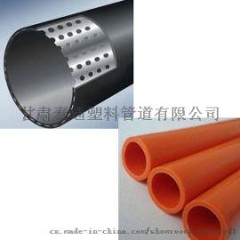 供甘肃永昌PE-RT地暖管和金昌孔网钢带管