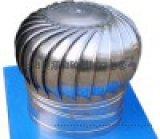 A旋鼎廠房屋頂煙道風帽不鏽鋼風球600型無動力風機