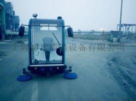 发电厂热电厂清扫粉尘用驾驶式吸尘扫地机