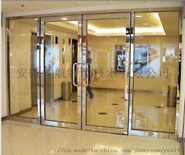 六安防火玻璃门(感应门)厂家