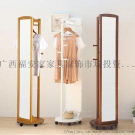 可悬挂置物饰镜 桂林简约木家具 防城酒吧式家具
