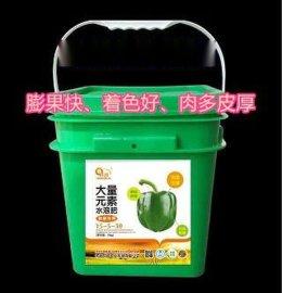 辣椒专用肥,转色膨果辣椒冲施肥,低价格辣椒冲施肥