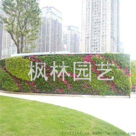 供应仿真植物背景墙服装店橱窗装饰室内墙体装饰