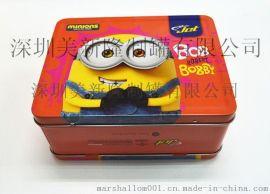 美新隆铁盒厂供应 圣诞礼品铁盒 春节礼品盒 球形罐