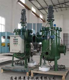 工业滤水器,DLS型全自动滤水器