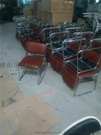 软座办公椅,优质会议椅广东鸿美佳厂家定制