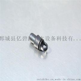 批发pe管连接管件 滴灌管管件 简易直接 旁通 三通
