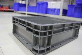 EU加厚工具箱塑料箱 多功能汽车配件物流周转箱