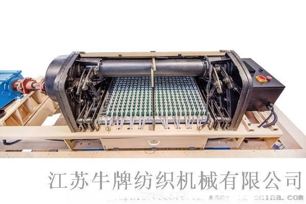 牛牌纺机厂家直销电子提花机提花龙头机复动式全清晰开口辅助设备