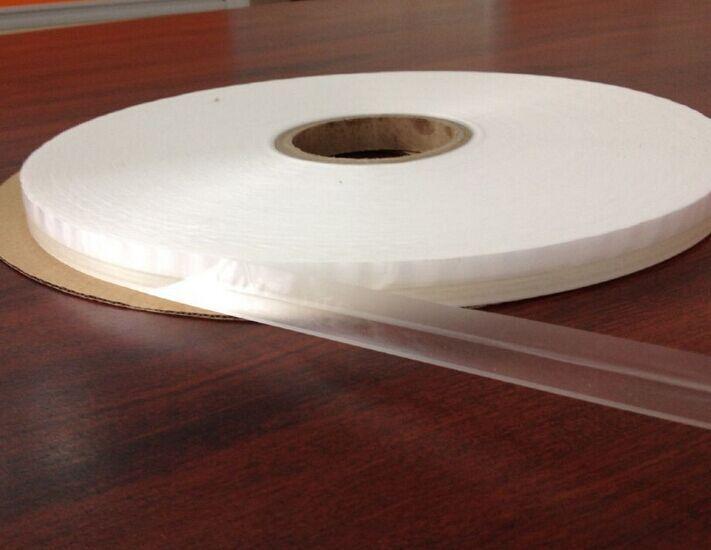 15膜空白PE05封缄双面胶带 轻剥离足宽包装胶贴