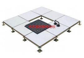 榆林全钢防静电地板 HPL防静电地板品牌 OA架空活动地板安装