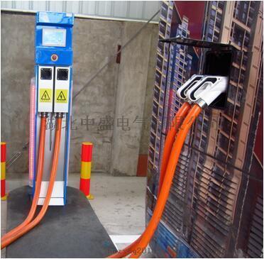 60kw直流充电桩    电动汽车充电桩