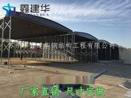 上海崇明区鑫建华定做户外活动帐篷大型遮雨蓬固定帆布棚排挡彩篷汽车遮阳蓬厂家直销