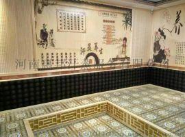 郑州市**专业的汗蒸房装修商