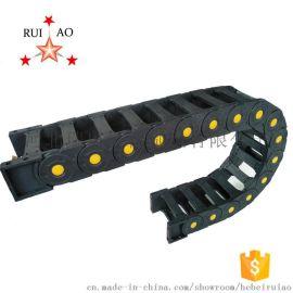 瑞奥 TEZ系列 桥式承重型工程塑料拖链
