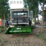 自走式大型牧草收割机割茬低 自走式玉米青储机 秸秆收割机