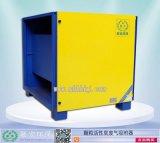 厂家直销 活性炭废气吸附器安装示意图