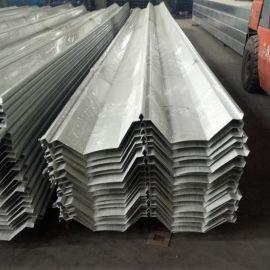 石家庄供应YX114-333-66型单板 0.3mm-1.0mm厚彩钢屋面板/大跨度屋面板/直立锁边屋面板/镀铝锌屋面板