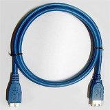 USB 3.0 CABLE> USB3.0 AF/Micro BM (圆线)
