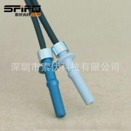 AVAGO安华高HFBR4501-4511Z塑料光纤跳线 光纤接头 光纤连接器