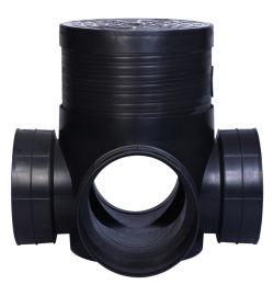 房地产开发小区楼盘  材料_排水系统_塑料检查井