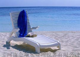 南宁酒店室外泳池时尚沙滩椅