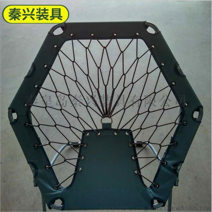 戶外六角摺疊椅 圓形摺疊椅 攜帶型摺疊椅 迷你休閒摺疊椅
