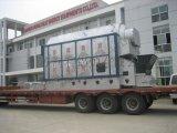 SZS燃油热水锅炉 10吨卧式全自动燃油燃气蒸汽热水锅炉