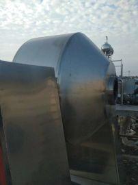 供应二手不锈钢双锥回转干燥机 二手双锥干燥机