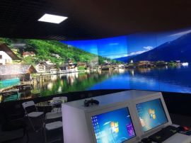 酒店宴会厅液晶拼接屏 大屏拼接墙 液晶屏的厂家