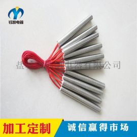 不锈钢模具单头电热管干烧发热管
