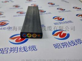上海昭朔 起重机电缆 行车电缆 耐油 耐磨电缆