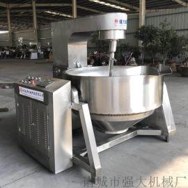 强大机械**苹果酱电加热行星搅拌锅