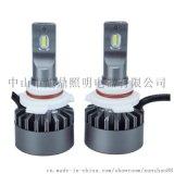 爆款LED汽车灯9012进口芯片超亮汽车LED灯泡工作灯厂家直销