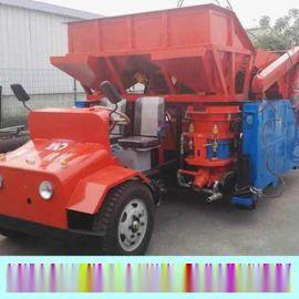 辽宁抚顺市隧道用喷浆车放心的喷浆机空压机