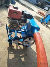 半自动车载吸粮机制造厂直销 玉米气力吸粮机
