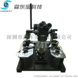 IGBT高压大电流手动探针台厂家