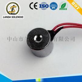 吸盘式圆形直流电磁铁H1010