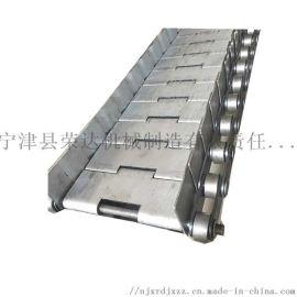 conveyor 不锈钢防滑链板输送带