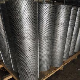 304不锈钢菱形网镀锌钢板网围栏