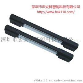 宏安科周界红外对射光栅探测器,两光束到十二束光栅