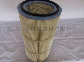 吸砂机组合安装滤筒除尘滤芯