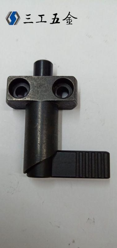 凸轮式分度销IP612.2、旋钮柱塞