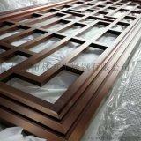 厂家定制中高端装饰工程 玫瑰金不锈钢屏风加工