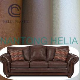 PVC沙发革 阻燃 环保 化学性能稳定