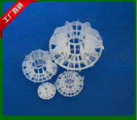 污水过滤喷淋塔过滤球用环保PP50多面空心球填料