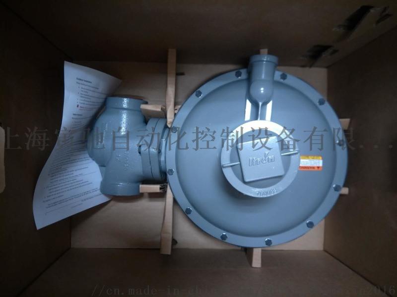 美国埃创B38N燃气调压器减压阀稳压阀