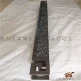 中式酒店大门拉手铝艺雕花拉手 创意铝板雕刻花纹拉手